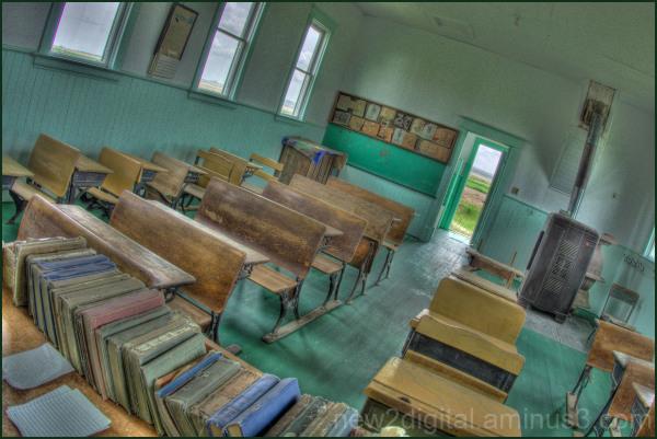 One Room School 2/3