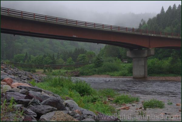 Bridge and a Bridge