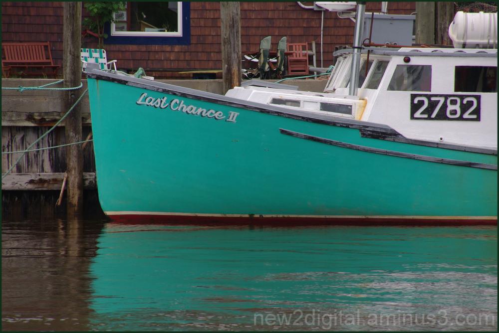 Boat Names 1/2