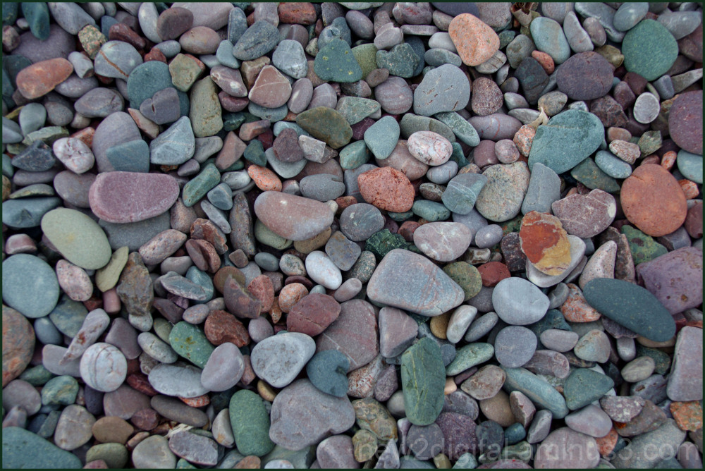 Stones of Many Colours