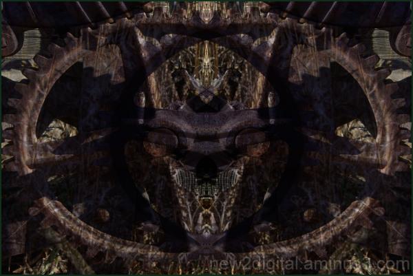 Junkyard Art 1/2