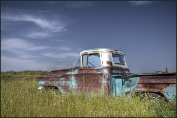 Rust on Blue (unworked)