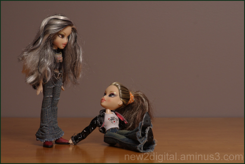 Playing with Dolls 6/8