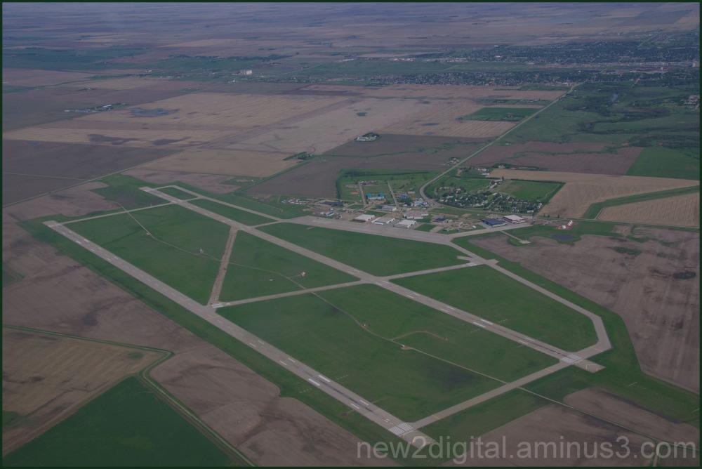15 Wing Air Base & Moose Jaw