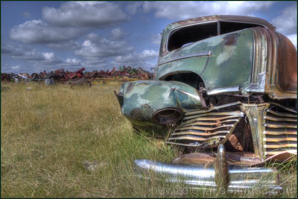 Rust Graveyard 2/6