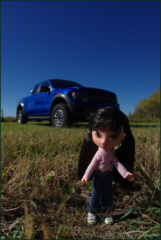 Trucks ARE for Girls!