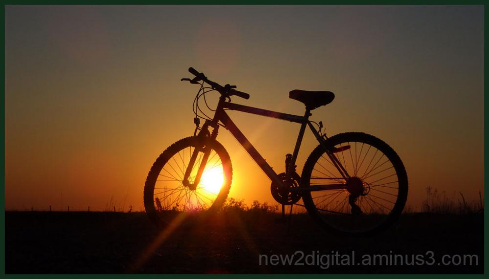 Bike at Dusk 4/4