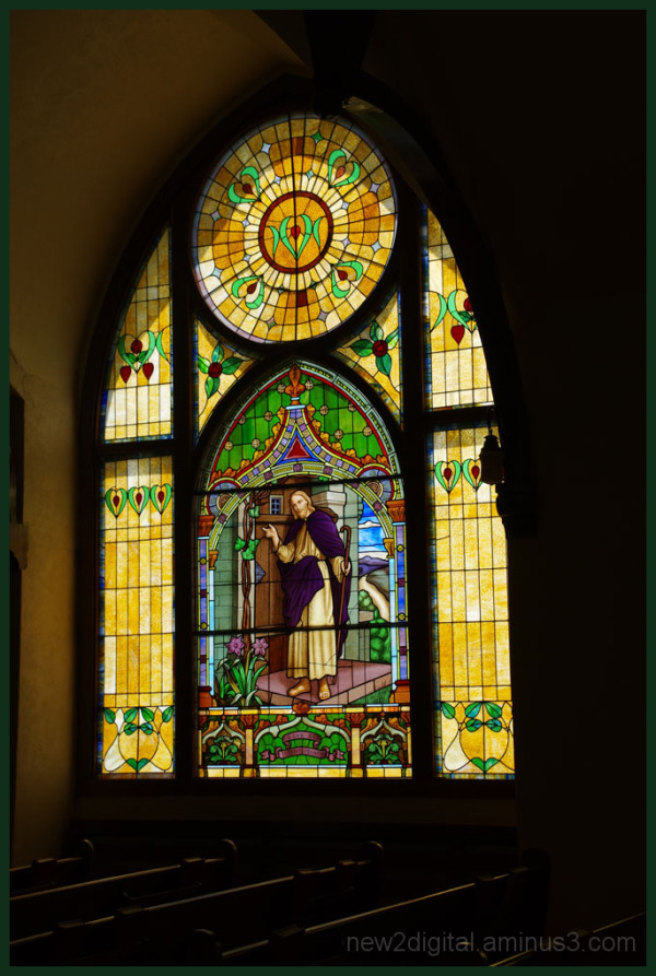 Stained Glass Window 1/2