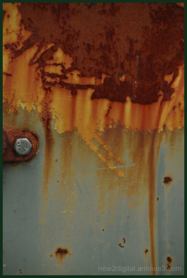 Weeping Rust