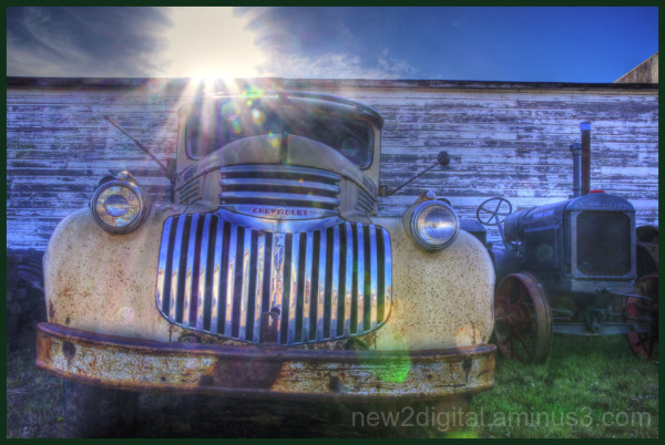 Old Trucks 5/5
