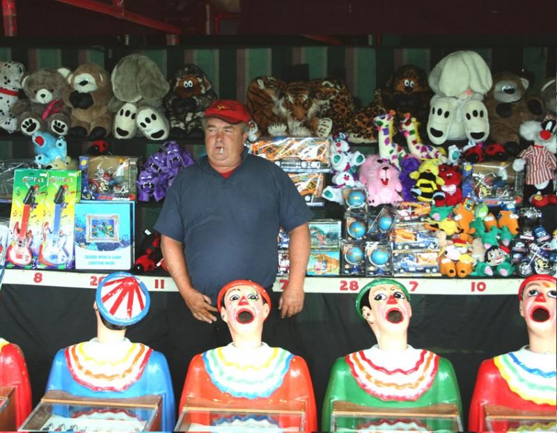 Clown Operator