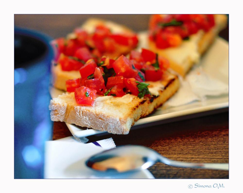 Bruschetta Breakfast