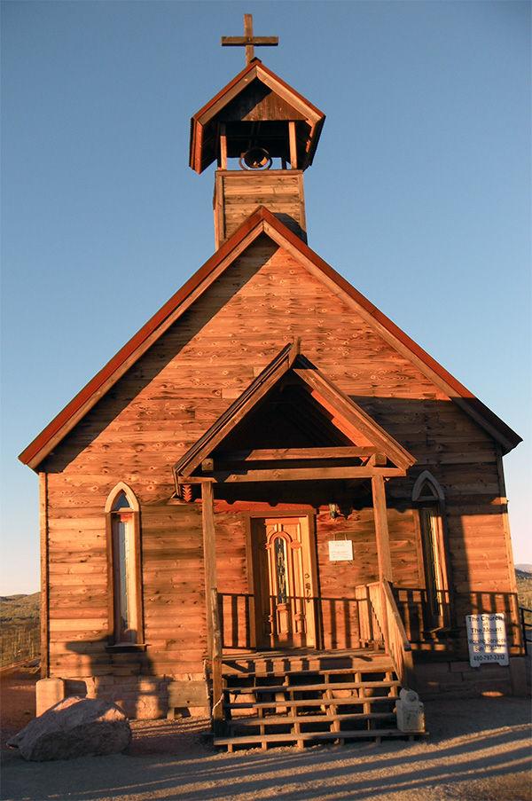 goldfield church