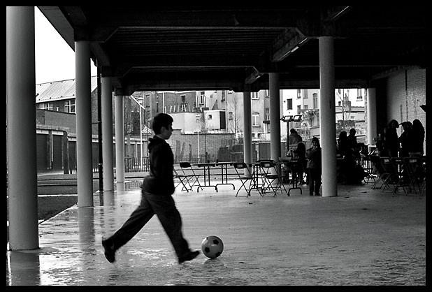 Gentse Koppen impressive street photography