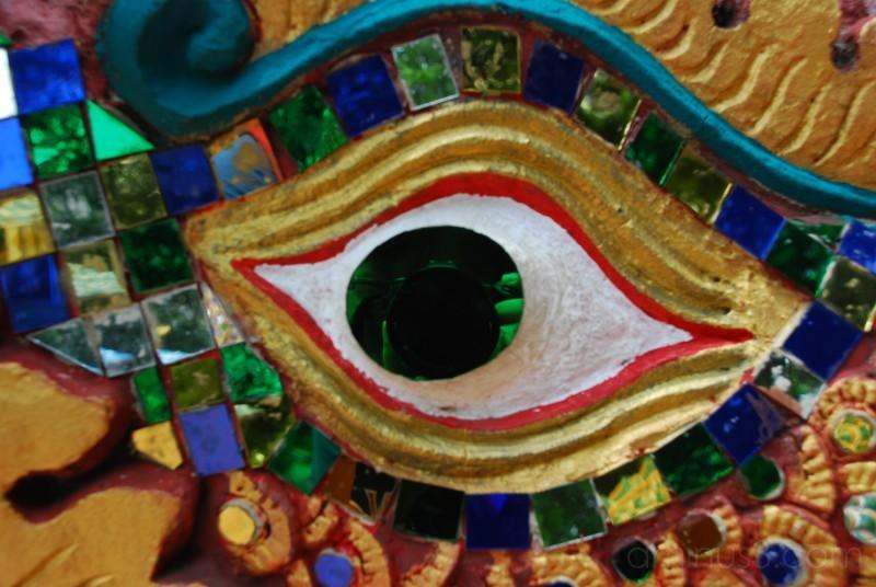 Eye in an eye