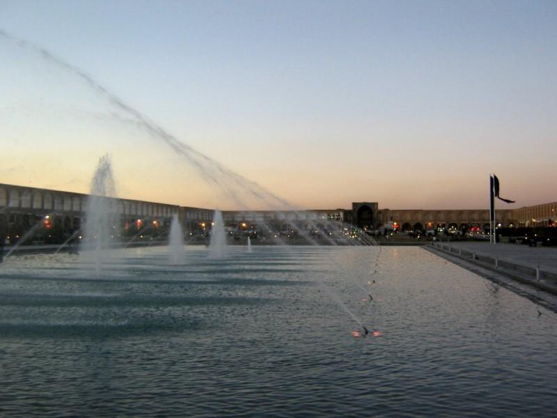 Naghshe Jahan Square.
