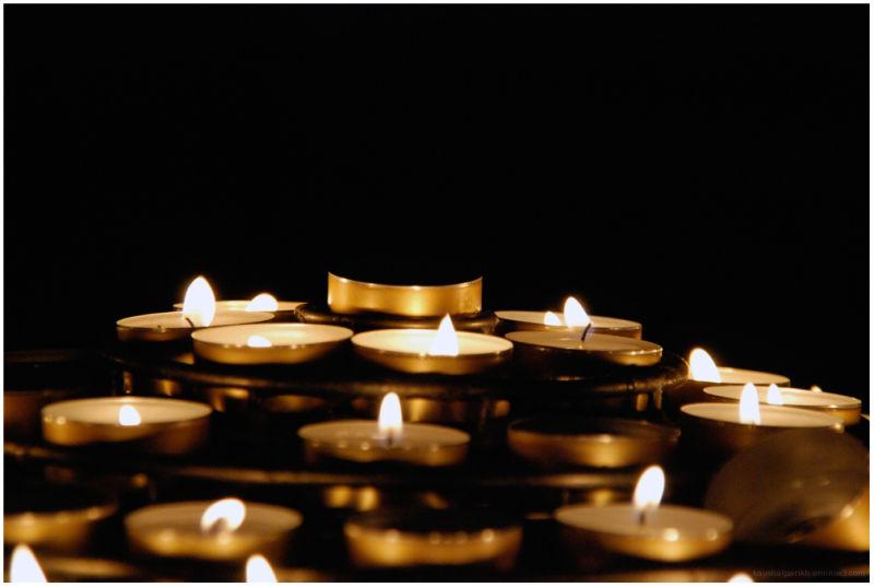 Candle ligh....