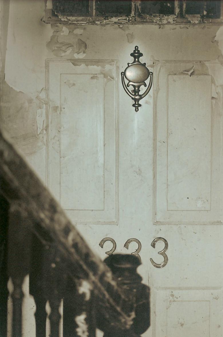 Burned House 01