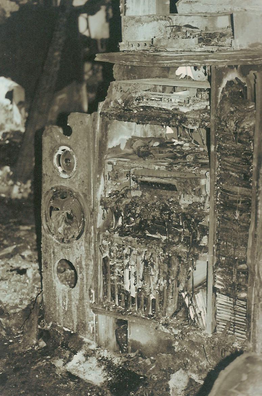 Burned House 05