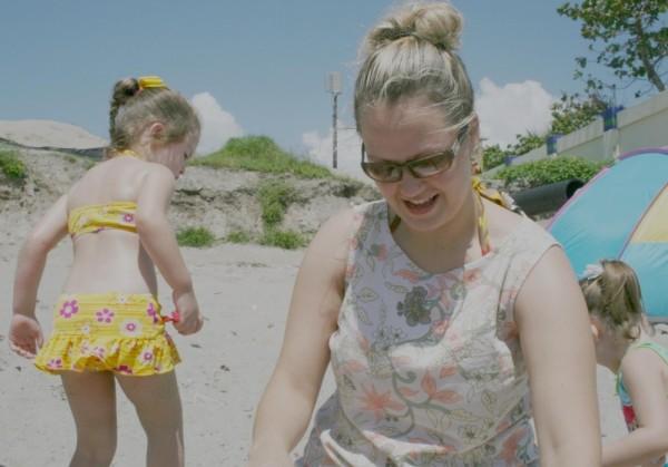 Roxie & kids.