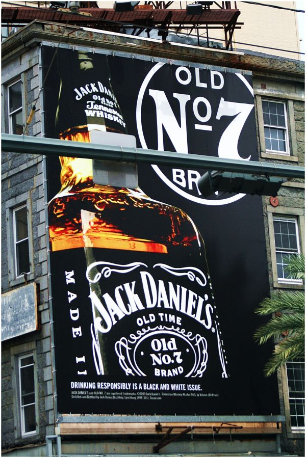 Tennessee Whiskey.