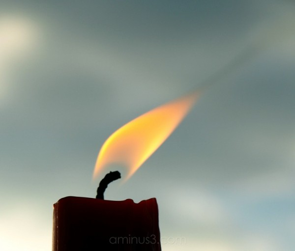 jugant amb foc