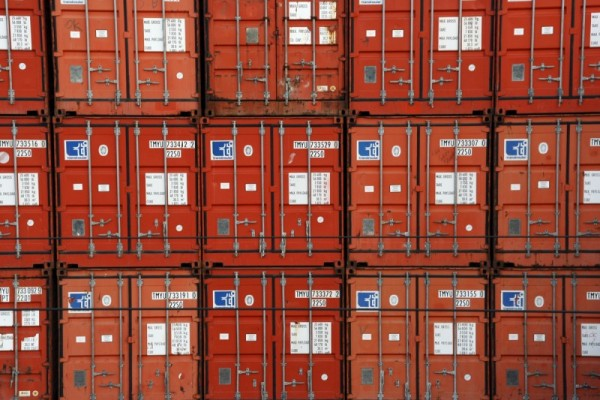 containers containing