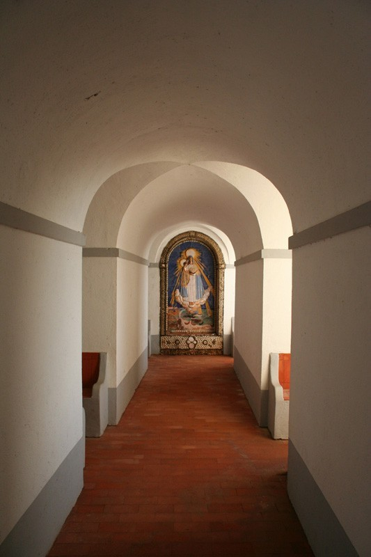 the path to the saint