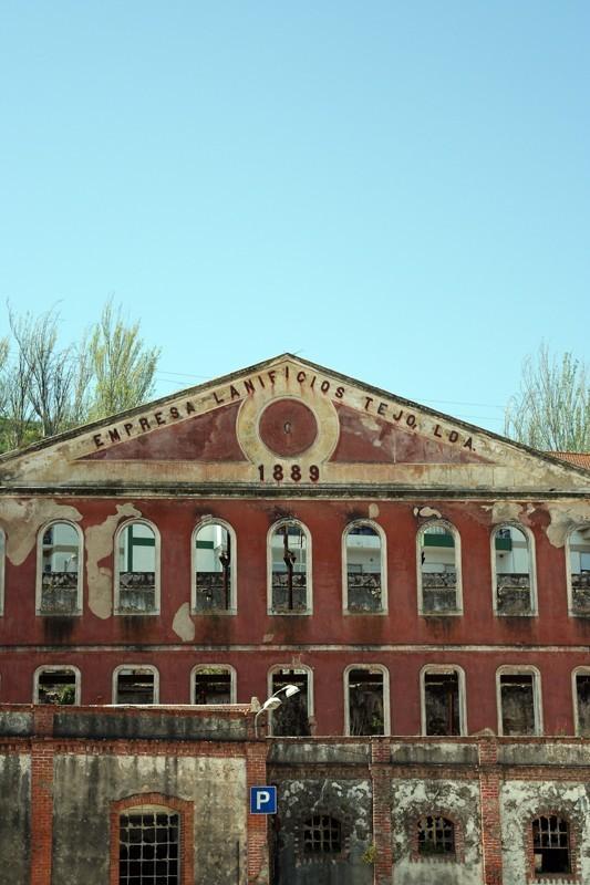 empresa lanificios tejo lda 1889