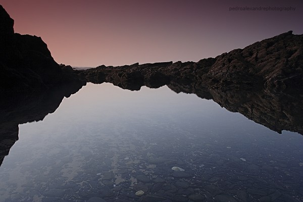 mirror of water