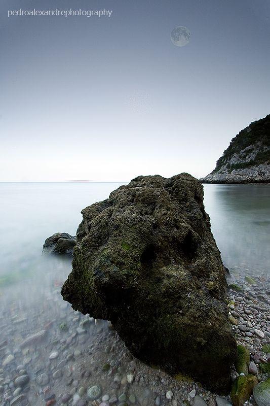 praia alpertuche - arrabida