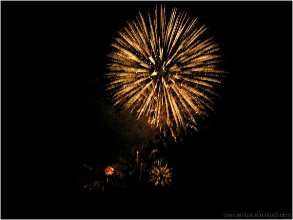 July 2nd Fireworks