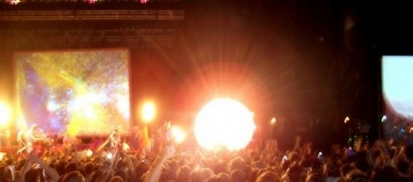 flaming lips concert