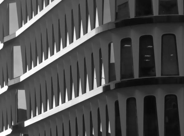 Building on Queen Victoria Street London