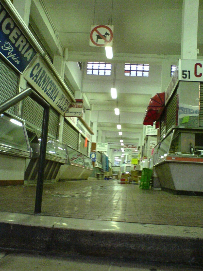 El mercado   /   The market