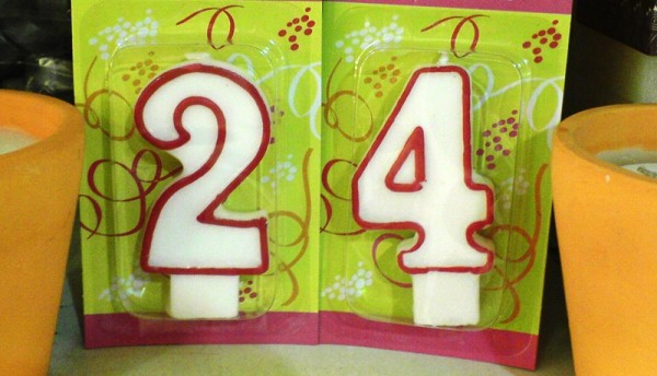 Feliz cumpleaños MiR!   /  Happy birthday MiR!