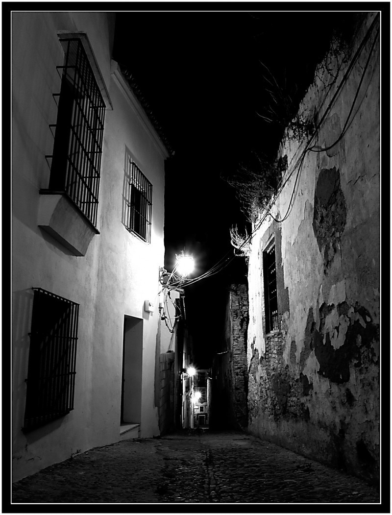 Ronda de noche   /   Ronda at night