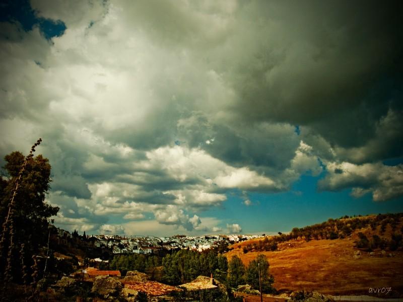 Paseo por las nubes / Walk for the clouds