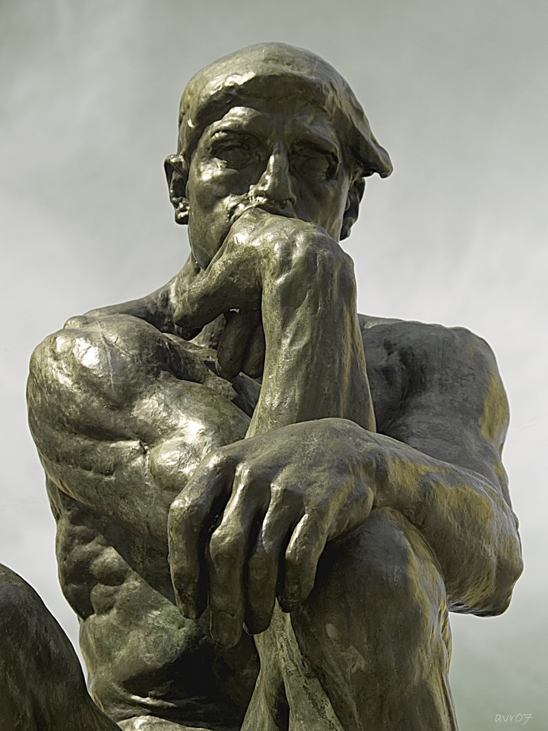 El Pensador / The Thinker / Le Penseur