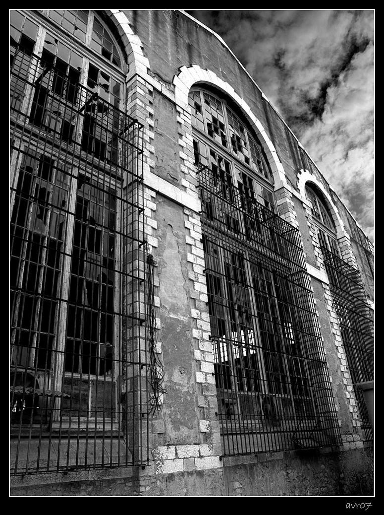 La vieja estación   /   The old station