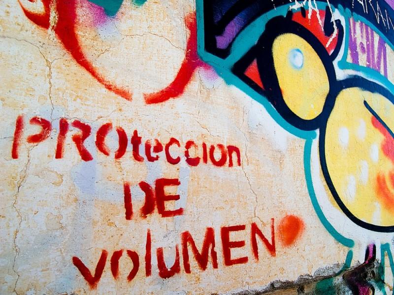 Volume protection