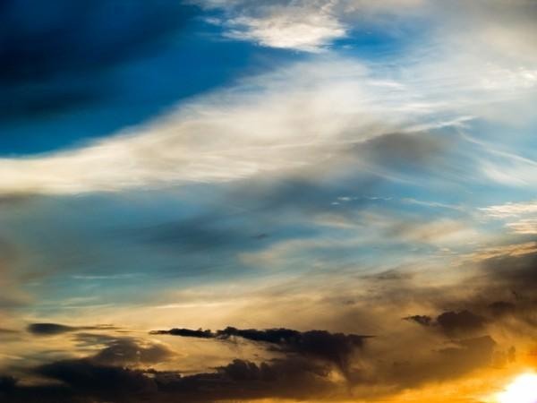 Sólo cielo   /   Only sky