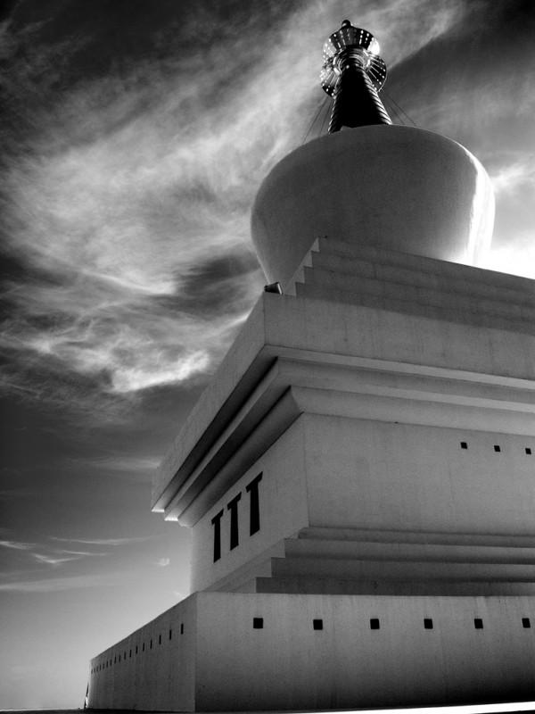 Estupa de la Iluminacion / The Enlightenment Stupa
