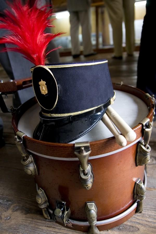 Tambor y sombrero