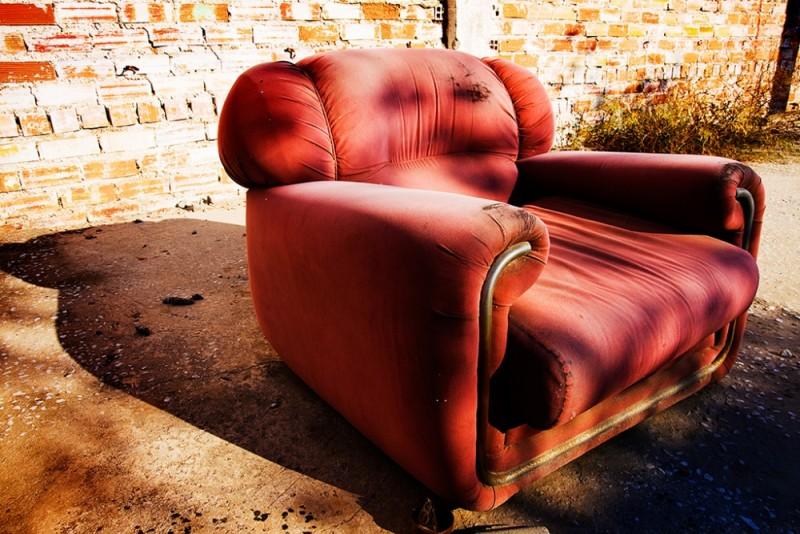 El sillón (II)   /   The armchair (II)