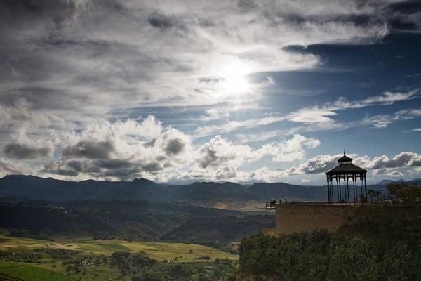 Paseo de Blas Infante (Ronda)