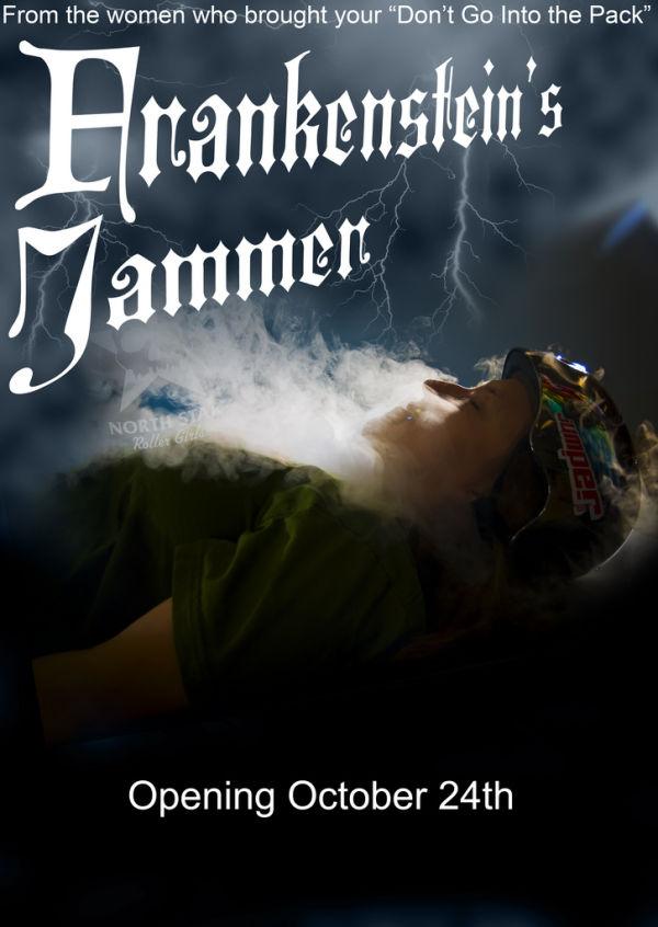 Frankenstein's Jammer