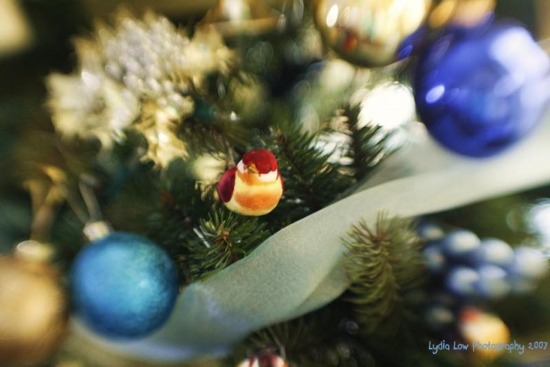 4 days till Christmas.