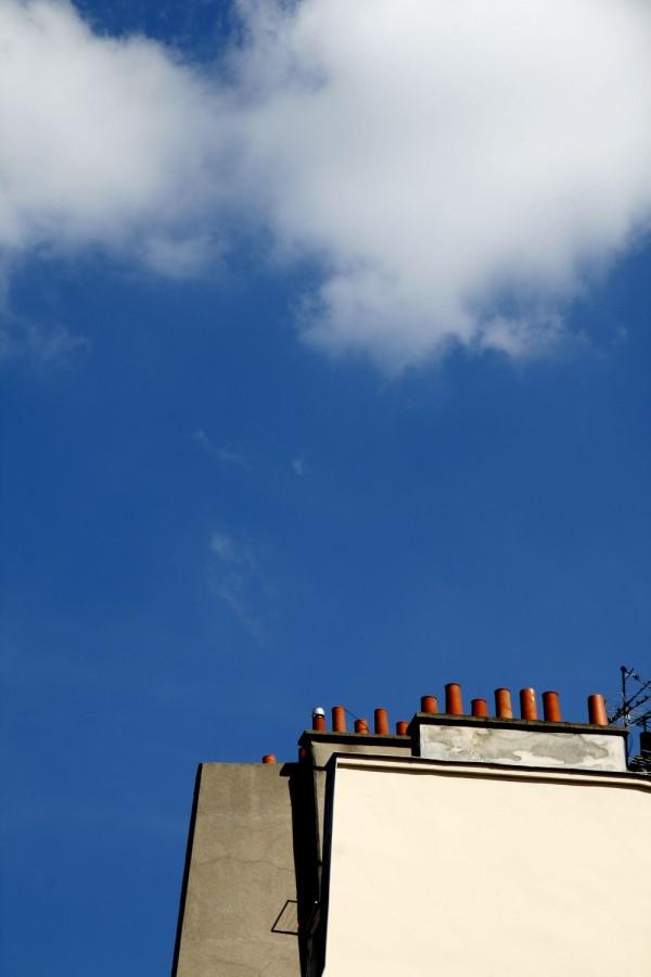 chimneys.