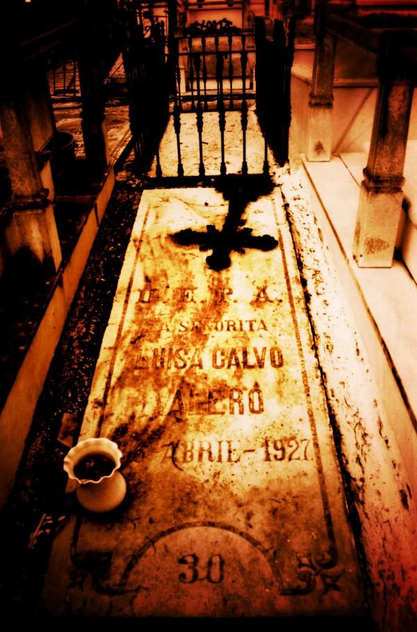 Cementerio en Sevilla